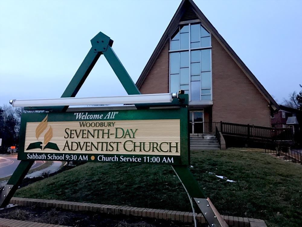 Woodbury Seventh Day Adventist Church