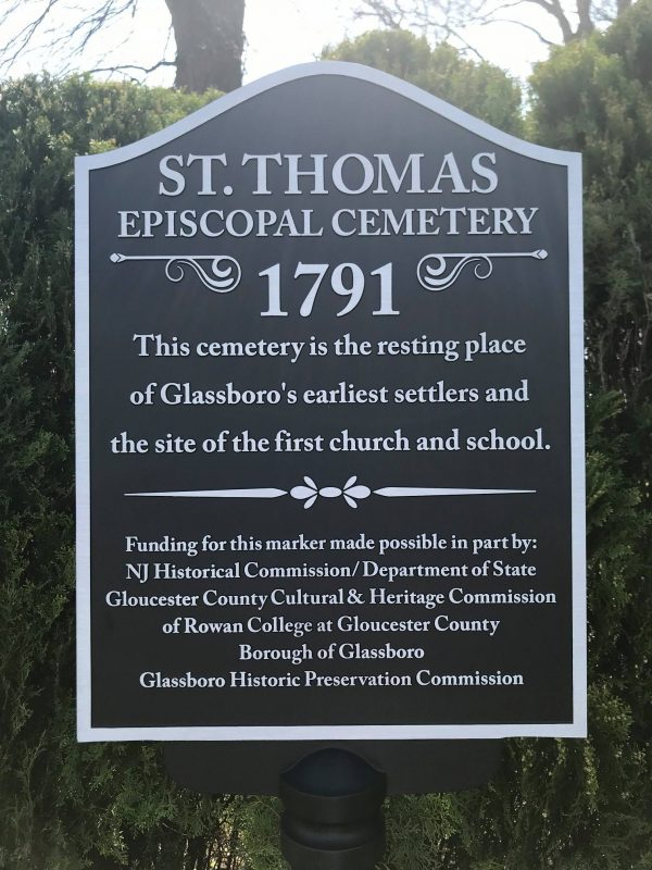 St. Thomas Episcopal Cemetery
