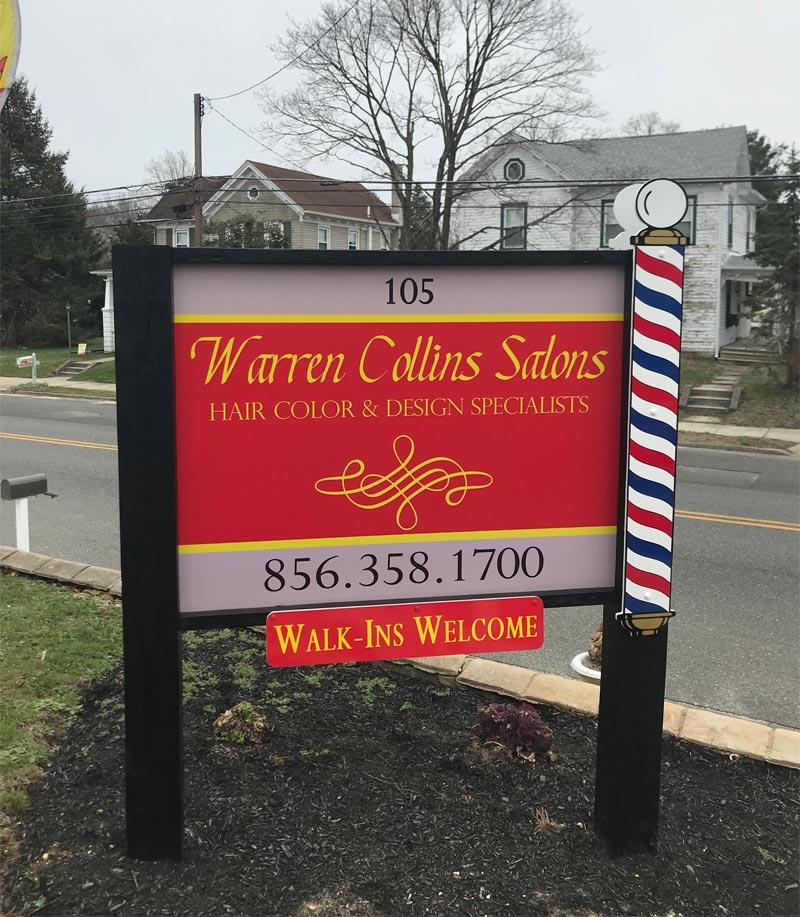 Warren Collins Salons